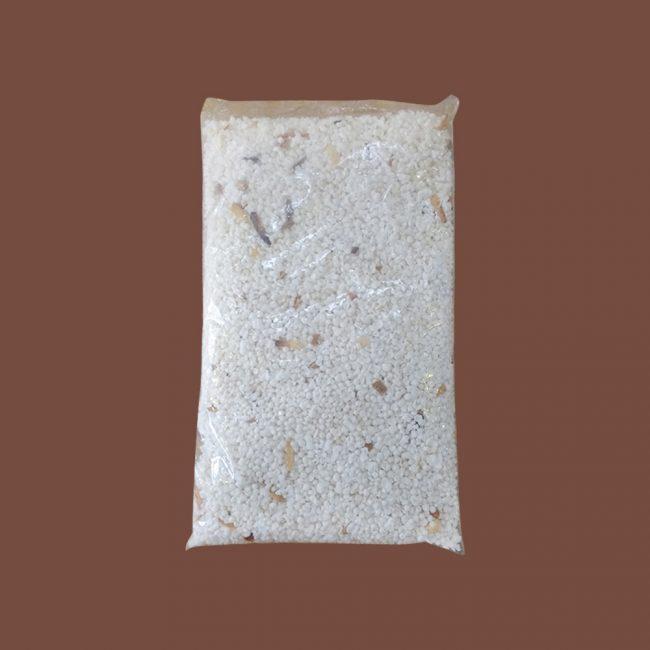 Farinha de tapioca c/ castanha - 300g