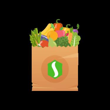 Cesta Frutas + Legumes
